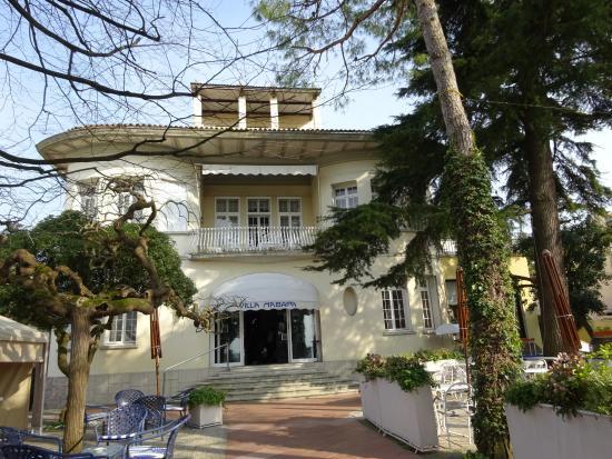 貝斯特韋斯特瑪巴帕別墅酒店張圖片