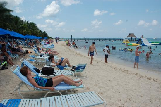 Paradise Beach Cozumel All Inclusive The Best Beaches In World