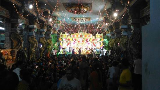 Nellore, India: Sri Raja Rajeswari Temple