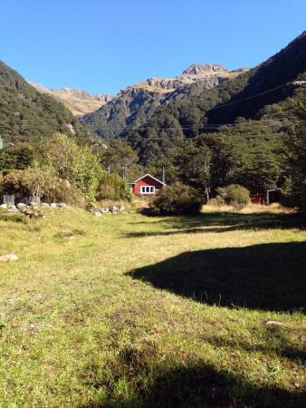 Arthur's Pass National Park, Yeni Zelanda: photo1.jpg