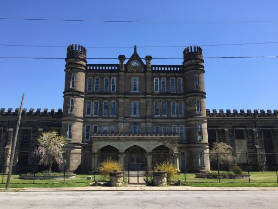 Moundsville, เวสต์เวอร์จิเนีย: West Virginia Penitentiary