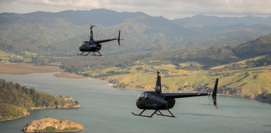 Papakura, Nueva Zelanda: Heliflite