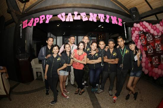 The Club: Moment valentine 2016