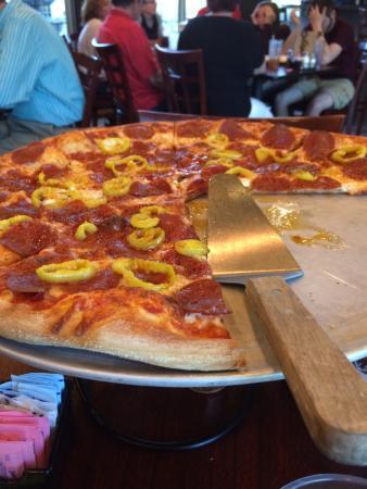 Βιέννη, Δυτική Βιρτζίνια: CJ's Italian Kitchen