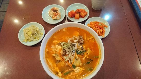Korean Home Cuisine Wagaya