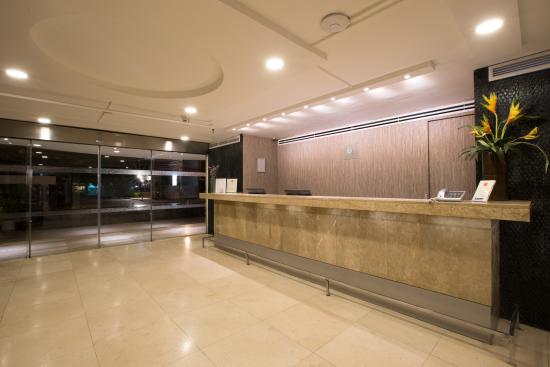 Seasons Siam Hotel: Lobby 2