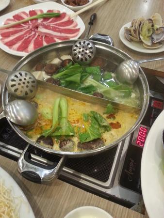 Yeebo Seafood & Hot Pot Restaurant