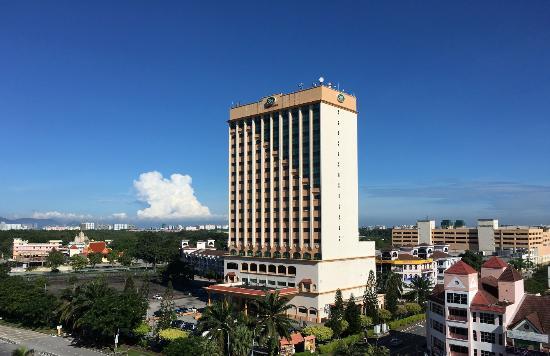Sunway Hotel Seberang Jaya Penang: Hotel Facade