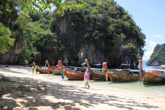 koh lao la ding information board of this island - Foto di Ko Lao La Ding, No...