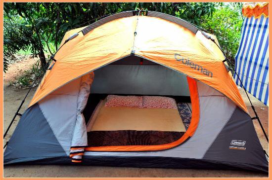 The Leelau0027s Bamboo Houses u0026 Water Sports tent house & tent house - Picture of The Leelau0027s Bamboo Houses u0026 Water Sports ...