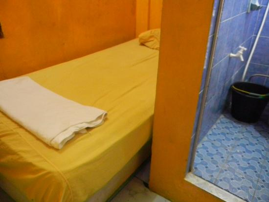 Pondok Wisata Angel: ภายในห้อง