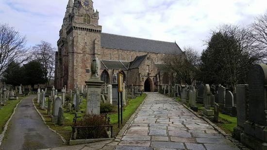 St Machar's Cathedral: St. Machar's Cathedral
