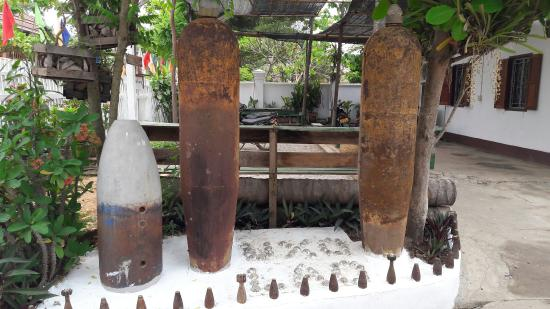 UXO Laos Visitor Center: 20160419_110041_large.jpg