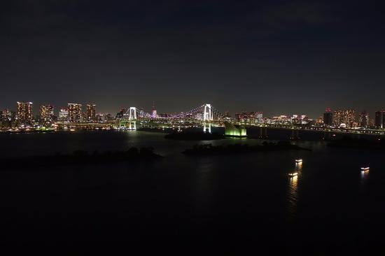 (2015.10 撮影) 15Fの部屋からの眺め