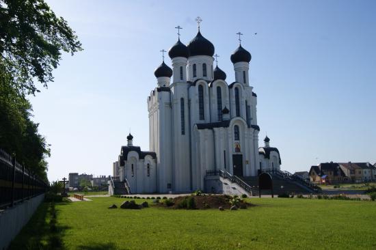Baranovichi, Belarus: Храм