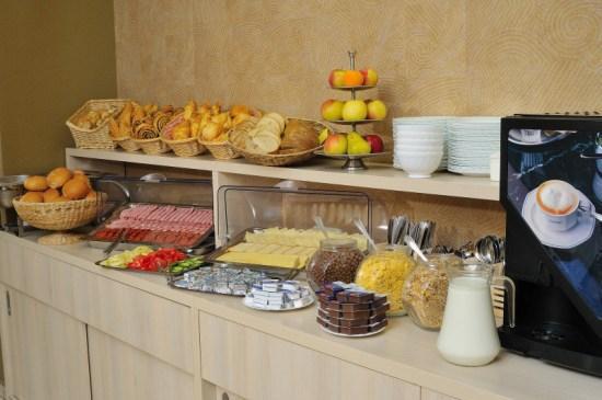 Star City Hotel: Buffet breakfast