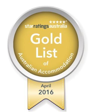 Arthurs Seat, Australia: Star Rating Australia Gold List