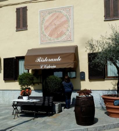Balocco, Italia: Esterno