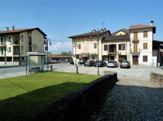 Balocco, Italia: Vista dal castello