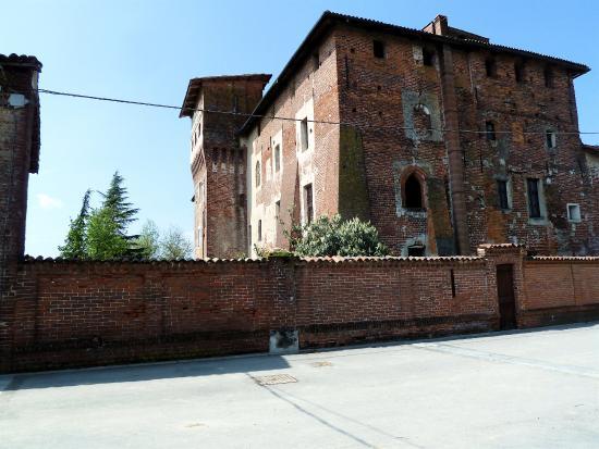 Balocco, Italia: Il castello