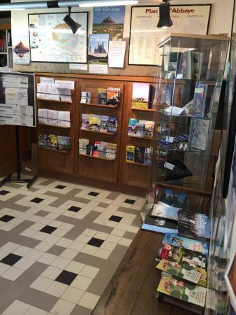 Office du tourisme photo de office du tourisme mont saint michel tripadvisor - Office de tourisme du mont saint michel ...