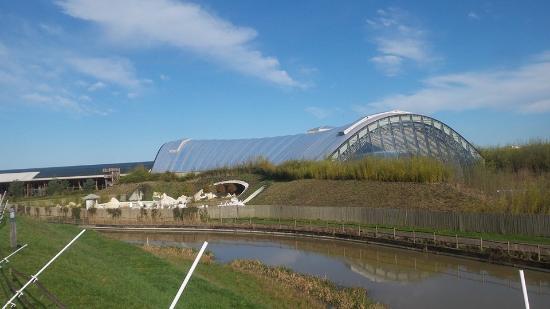 موسيل, فرنسا: LE DOME de center parcs aux 3 forets