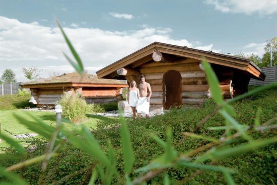 Otterndorf, Alemania: Sauna in der Sole-Therme