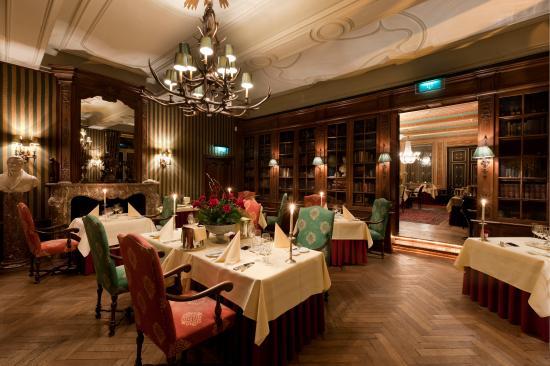 Restaurant Château St. Gerlach