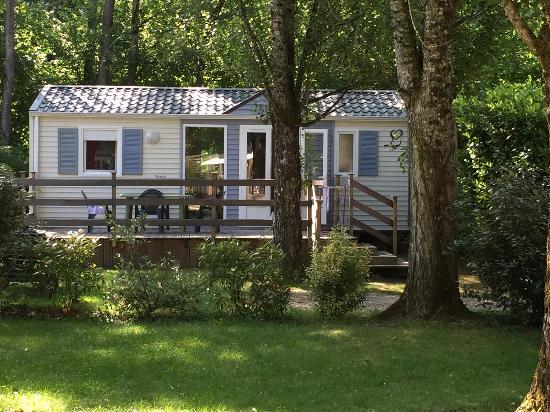 Saint-Antoine-d'Auberoche, France: Mobil Home Orleanais 4 pers - Camping La Pélonie*** Dordogne