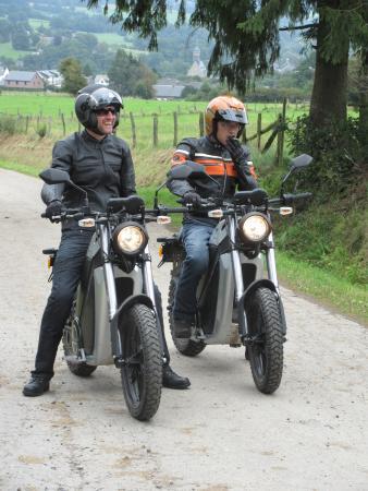Baton Rouge Motorlodge : electrische motorfietsen te huur