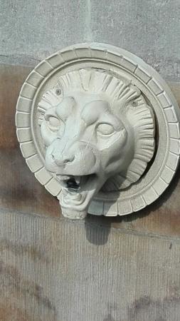 Löwenfontäne