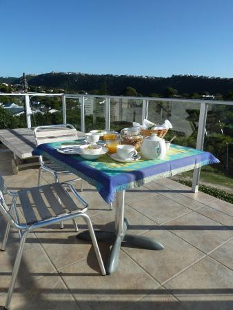 Anlin Beach House: Breakfast