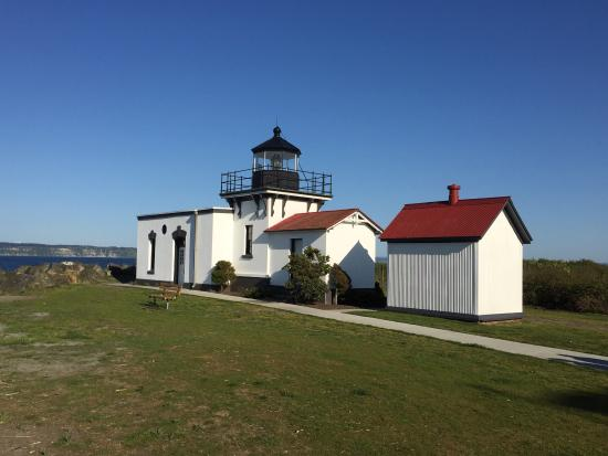 Point No Point Lighthouse & Park