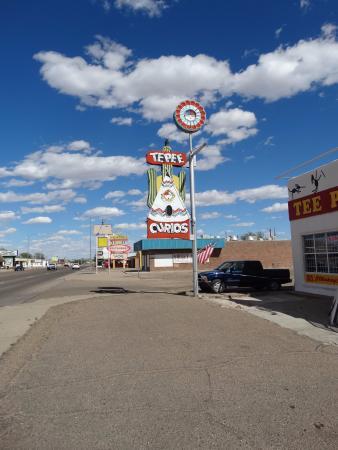 Tucumcari, New Mexiko: Iconic neon