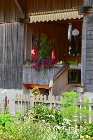 Niederstocken, Switzerland: Haupteingang West