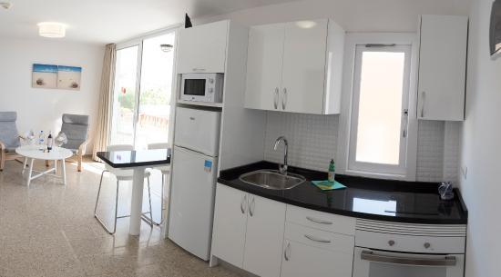 Apartamentos Tarahal: estudio
