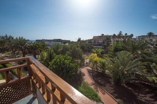 Apartamentos Tarahal: balkon
