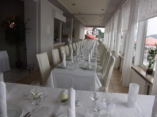 Hotel Rhein Residenz: Feier Restaurant