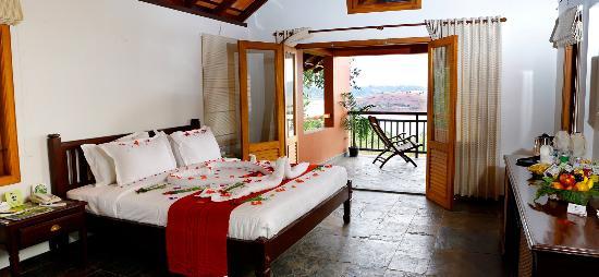 Ambalavayal, India: Room interier