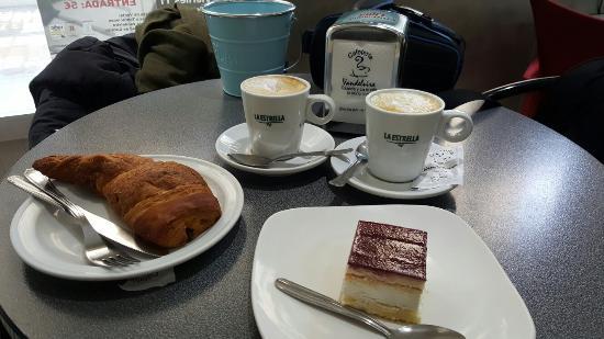 Cafetería Vandelvira