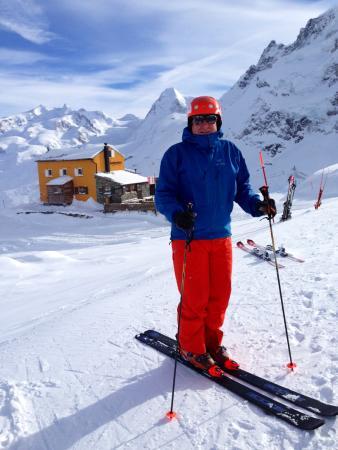 Skiing Haute Route Chamonix to Zermatt. Bucket list amazing