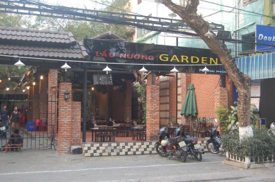 Lau & Nuong Garden