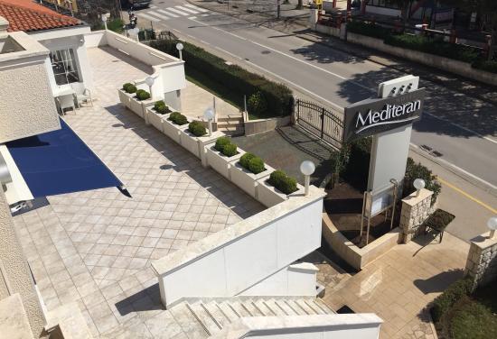Mediteran $89 ($̶9̶4̶) - UPDATED 2018 Prices & Hotel Reviews - Zadar ...