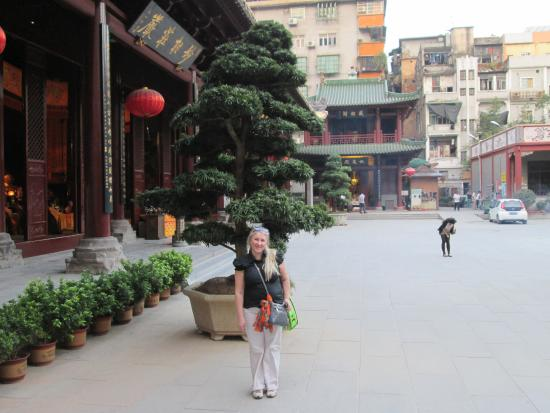 Panyu Nansha Tianhou Palace: Китай прекрасен