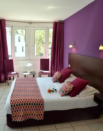 Hotel Restaurant La Fregate : Chambre Privilége