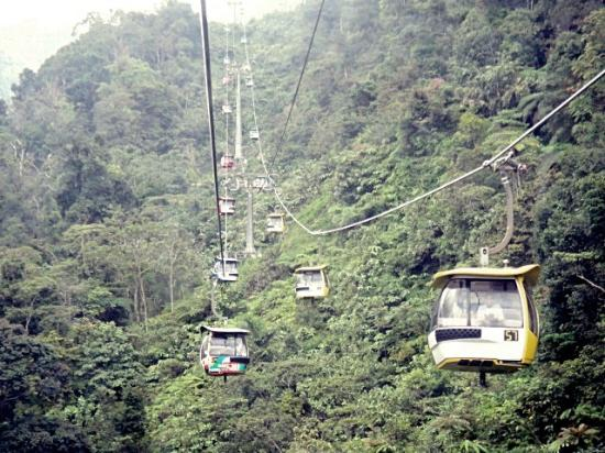 Cable Car Picture Of Genting Highlands Theme Park Genting