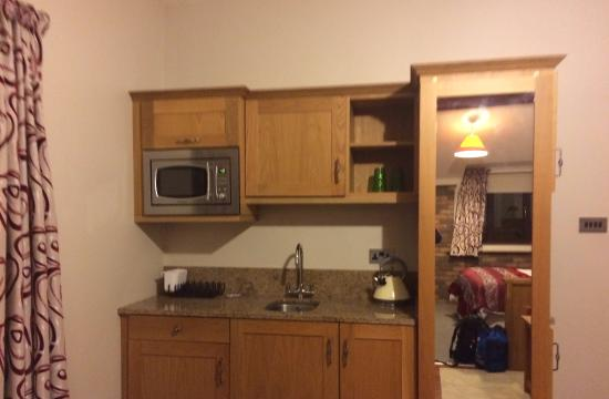 Rye View B&B: Self-Contained Kitchen