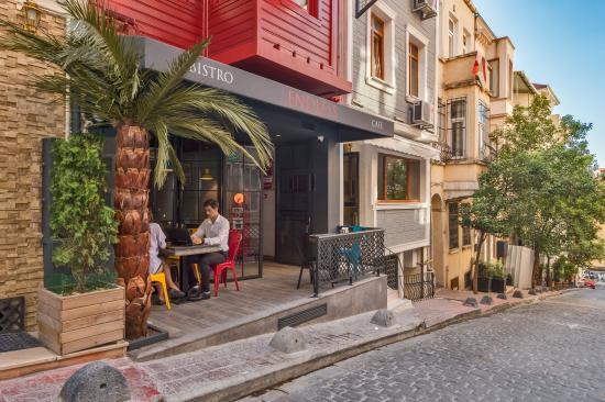 Endless Hotel Taksim Building
