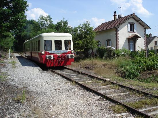 Train Touristique du Pays de Puisaye Forterre