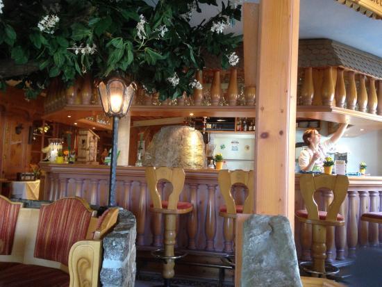 Speiselokal Engel: le bar